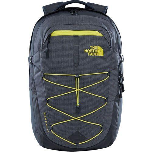 The North Face Borealis Plecak 28 L szary/czarny 2018 Plecaki szkolne i turystyczne, kolor żółty
