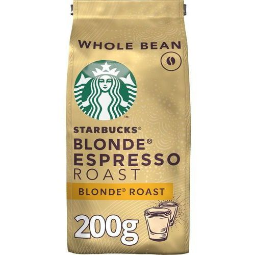 Kawa ziarnista STARBUCKS Espresso Blonde Roast 200 g