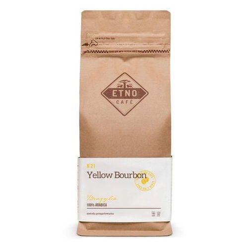 yellow bourbon 0,25 kg marki Etno cafe
