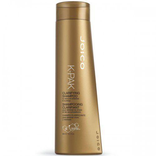 Joico  k-pak clarifying shampoo - szampon głęboko oczyszczający, kategoria: mycie włosów
