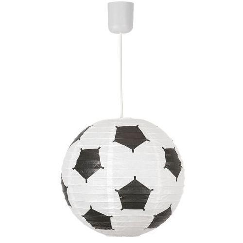 Rabalux 4470 frankie lampa wisząca papierowa soccer