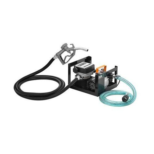 pompa do oleju - mini cpn - licznik msw-op60s - 3 lata gwarancji marki Msw