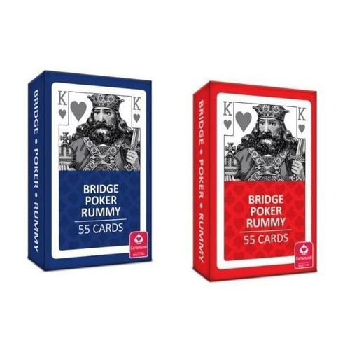 Dondorf karty do gry 55 listków marki Cartamundi