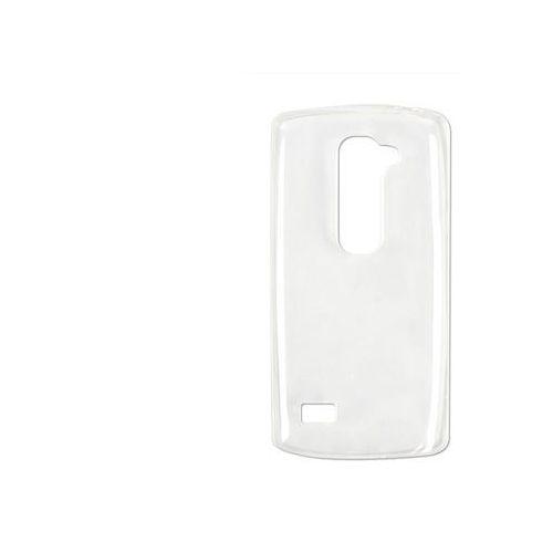Lg leon 4g lte - etui na telefon ultra slim - przezroczyste marki Etuo ultra slim