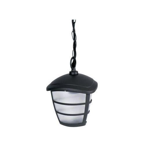 Kanlux Lampa wisząca rila 23582 lampa ogrodowa zewnętrzna 1x60w e27 ip44 grafitowa (5905339235824)