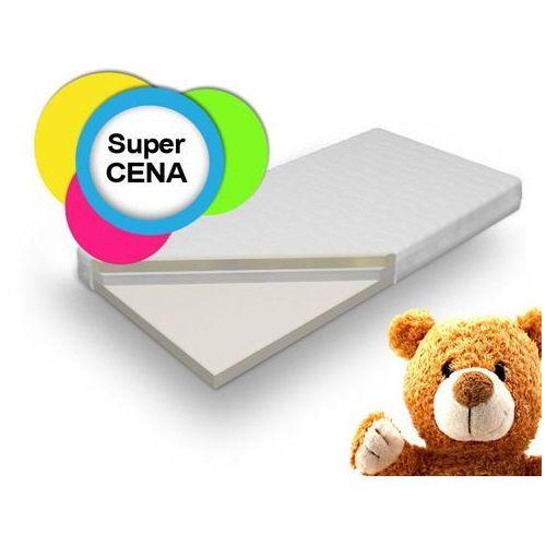 Materac dziecięcy PLASTUŚ 60x120 piankowy memory z lateksem - sprawdź w wybranym sklepie