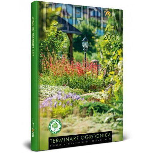 Terminarz Ogrodnika - kal. książkowy 2020