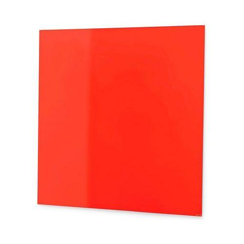 Aj produkty Tablica suchościeralna mood, szkło, magnetyczna, 500x500 mm, czerwony