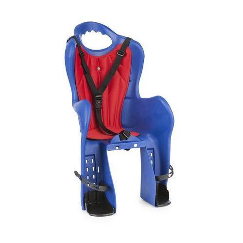 Fotelik rowerowy elibas 014bl niebieski + zamów z dostawą jutro! marki Kross
