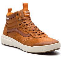 Vans Sneakersy - ultrarange hi vn0a3mvsdx31 (mte) glazed ginger