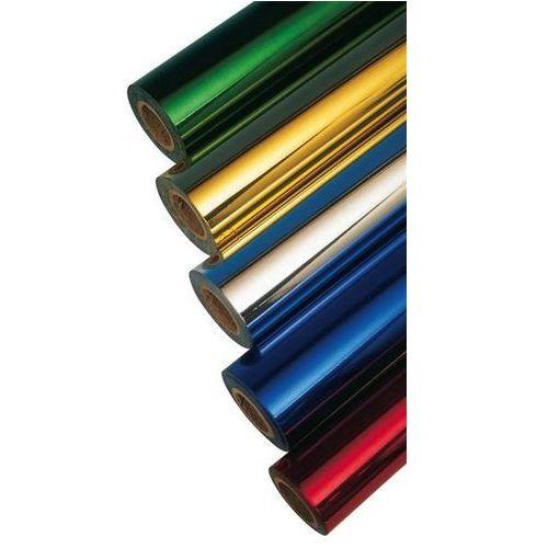 Metaliczna folia barwiąca, rolka 20,3 cm x 122 m, złota - Super Cena - Autoryzowana dystrybucja - Szybka dostawa - Porady - Wyceny - Hurt (5922349102333)
