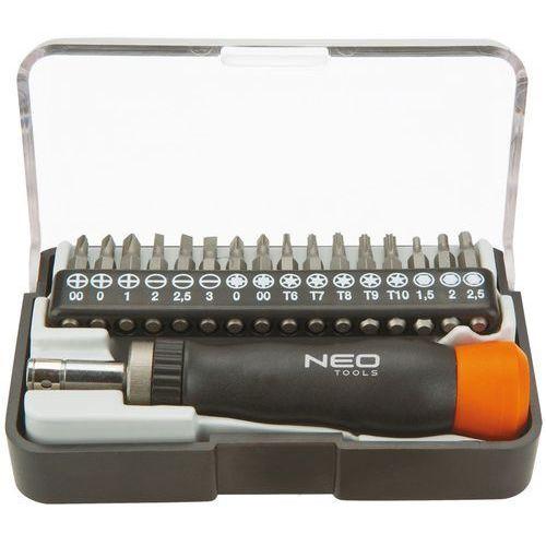 Końcówki wkrętakowe neo marki Neo tools