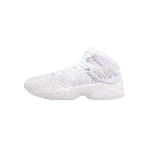 adidas Performance EXPLOSIVE BOUNCE Obuwie do koszykówki white/grey two, GTG25