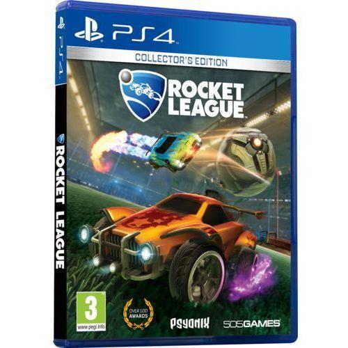 Rocket League Collector's Edition (PS4) Darmowy transport od 99 zł | Ponad 200 sklepów stacjonarnych | Okazje dnia!