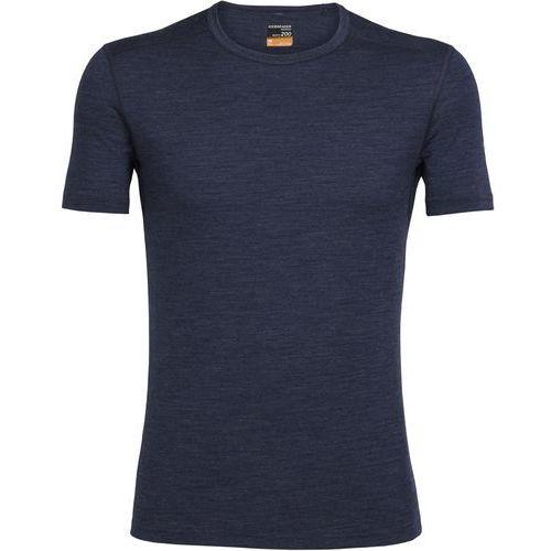 Icebreaker OASIS CREWE Tshirt basic fathom heather (9420051486768)