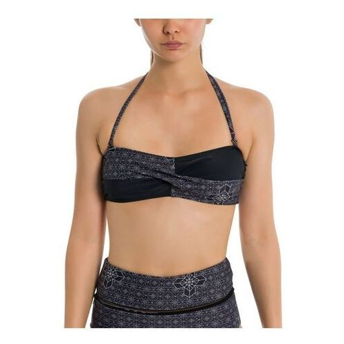 strój kąpielowy BENCH - Twist Bandeau Top A0651-Geo Floral Repeat Bk (P1207) rozmiar: S, 1 rozmiar