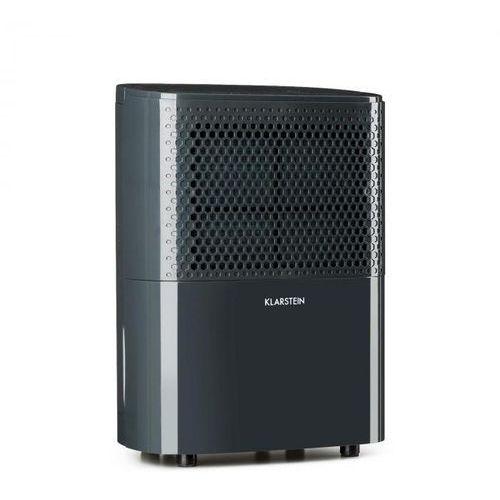 Klarstein dryfy10 osuszacz powietrza 240 w 10 l/24 h 100 m³/h 15–20 m² dryselect 40 db kolor szary