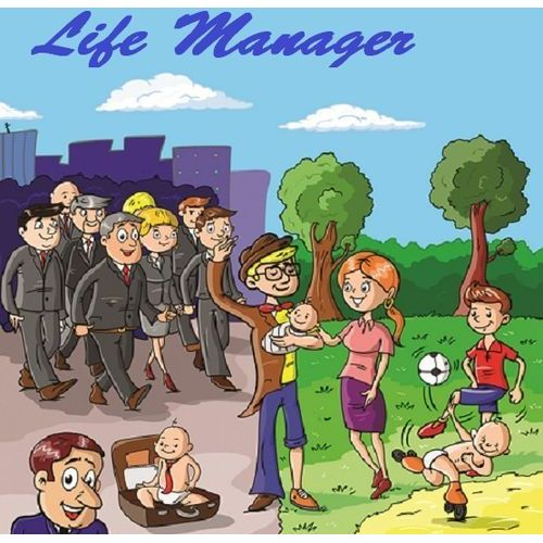 Life manager marki Fantasy flight games