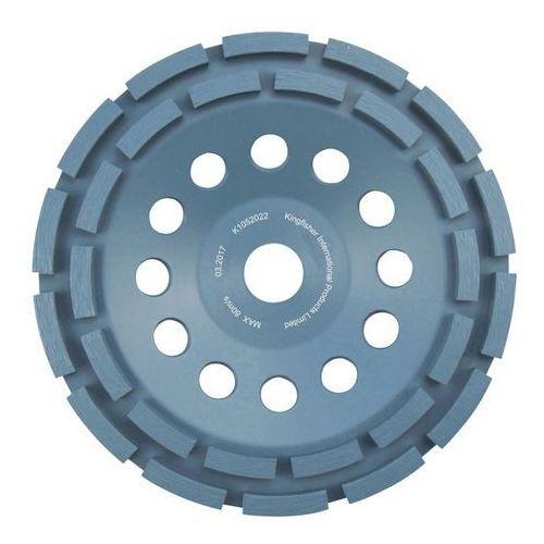Tarcza diamentowa Universal fit do szlifowania podwójna 180 mm
