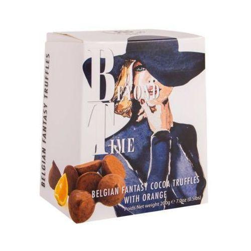 200g orange belgijskie trufle ze skórką pomarańczy marki Beyond time - OKAZJE