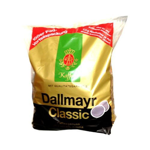 Dallmayr Classic Pads 100 szt., 0435