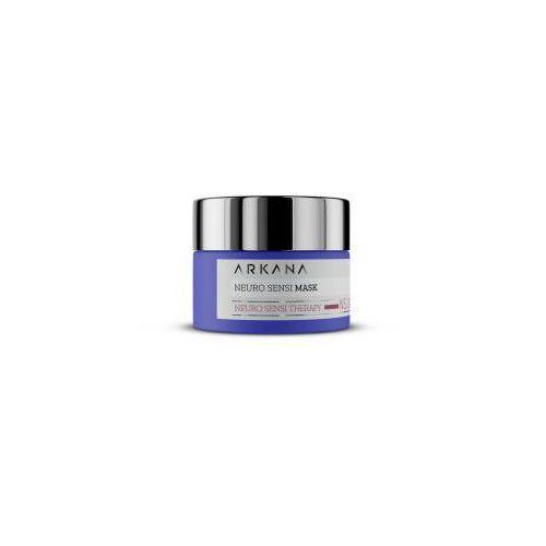 Neuro-maska na noc dla skór naczyniowych i ekstremalnie wrażliwych 50 ml marki Arkana