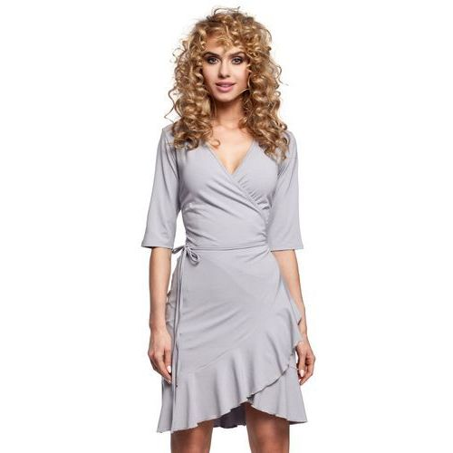 M294 sukienka szara, Moe