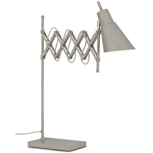 It's About RoMi Lampa stołowa Oxford szara 64x28-60cm OXFORD/T/SG