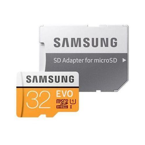 Karta pamięci SAMSUNG microSD 32GB Evo (8806088676524)