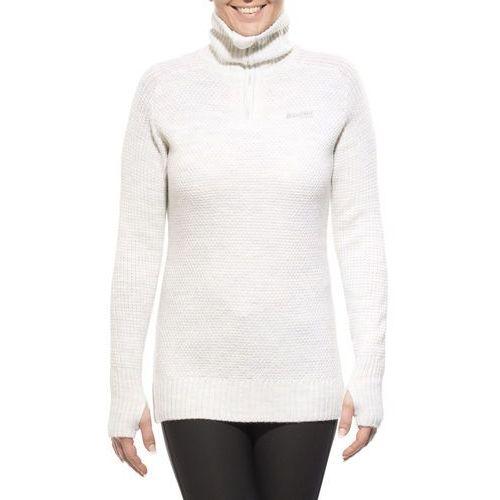 Bergans ulriken warstwa środkowa kobiety biały s 2019 bluzy