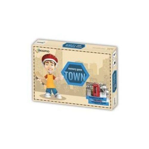Memory Game Town pudelko