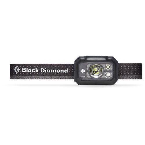 storm 375 latarka czołowa, graphite 2019 latarki czołowe marki Black diamond