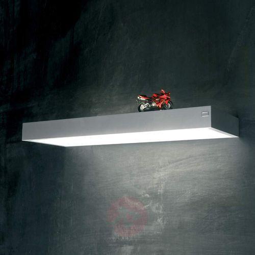 Top light Półka ścienna lightboard z oświetleniem, dł. 60 cm (4251349316239)