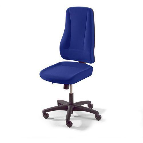 Interstuhl büromöbel Krzesło obrotowe z siedziskiem nieckowym, wys. oparcia 660 mm, kolor obicia: nie