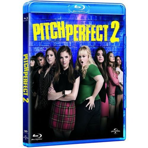 Pitch perfect 2 (blu-ray) marki Filmostrada