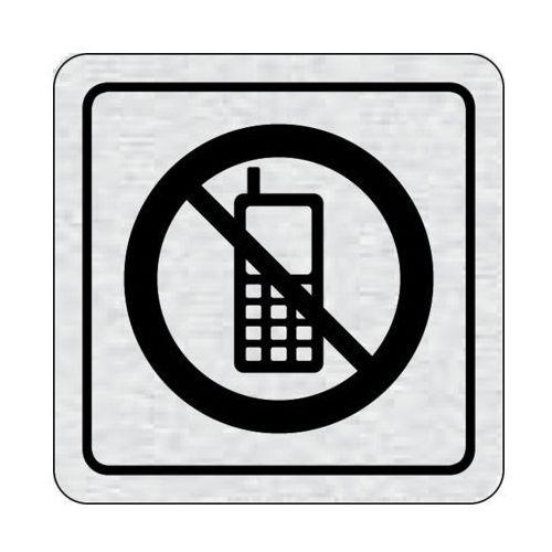 B2b partner Tabliczka na drzwi -zakaz uzywania telefonów