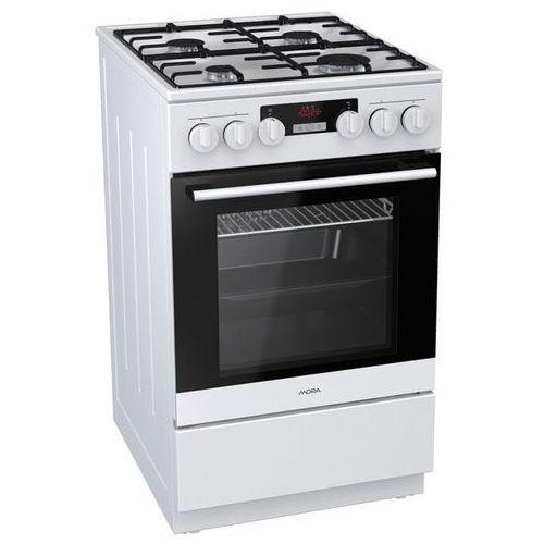 Mora kuchnia gazowo-elektryczna k 662 bw