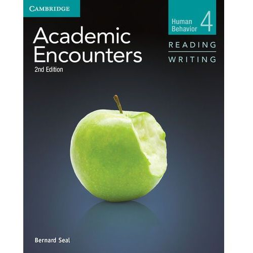 Academic Encounters: Human Behavior. Reading & Writing. Podręcznik + CD (9781107602977)