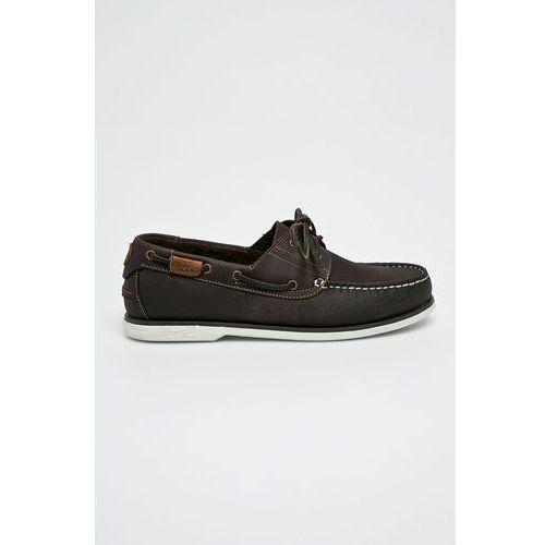 - mokasyny ocean leather marki Wrangler