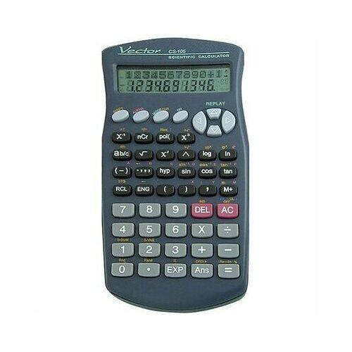 Kalkulator VECTOR CS-105 (5904329510347)