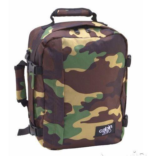 Plecak torba podręczna CabinZero mini + pokrowiec organizer gratis - jungle camo