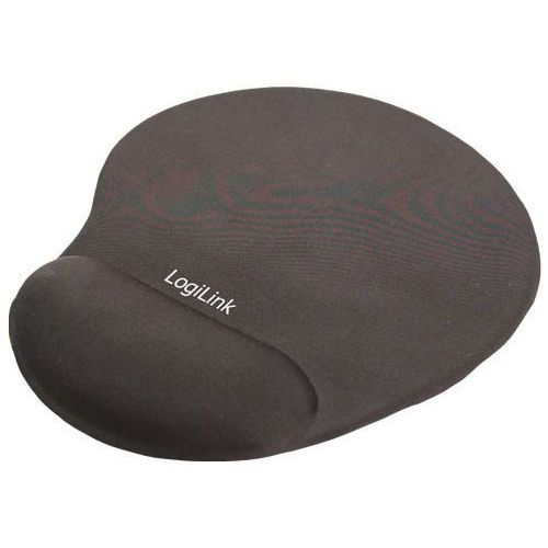 Podkładka LOGILINK GEL Wrist Rest Support Czarny