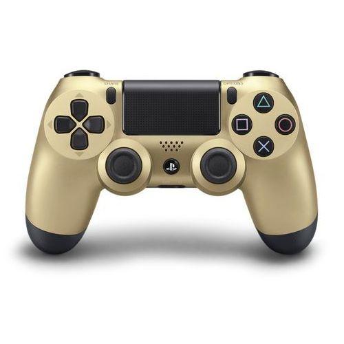Pad  dualshock 4 złoty marki Sony
