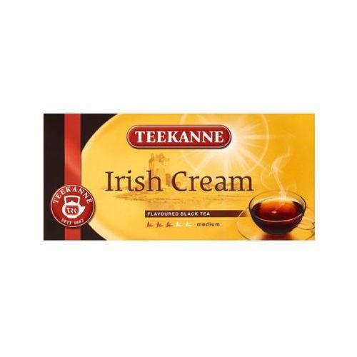 20x1,65g irish cream aromatyzowana herbata czarna marki Teekanne
