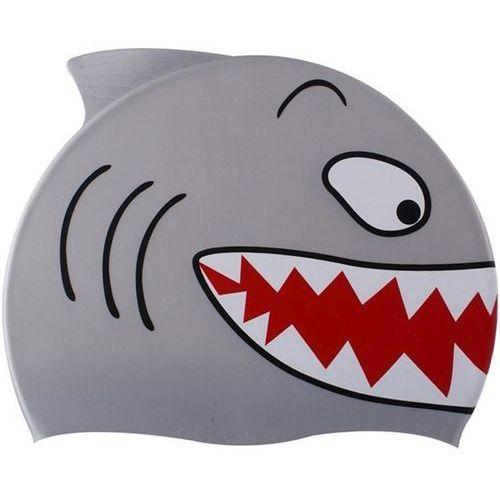 Spurt Czepek silikonowy shark