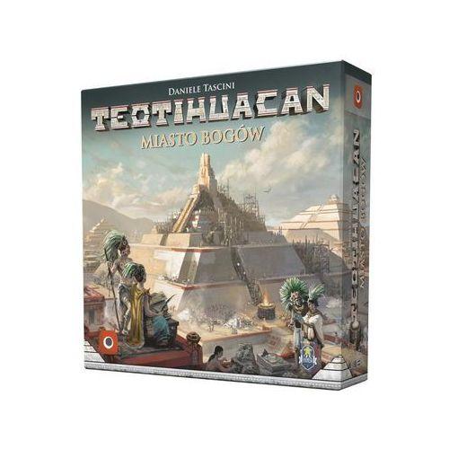 Teotichuacan: Miasto Bogów PORTAL