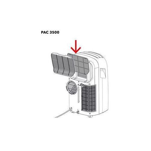 Trotec Pac 3500 filtr powietrza