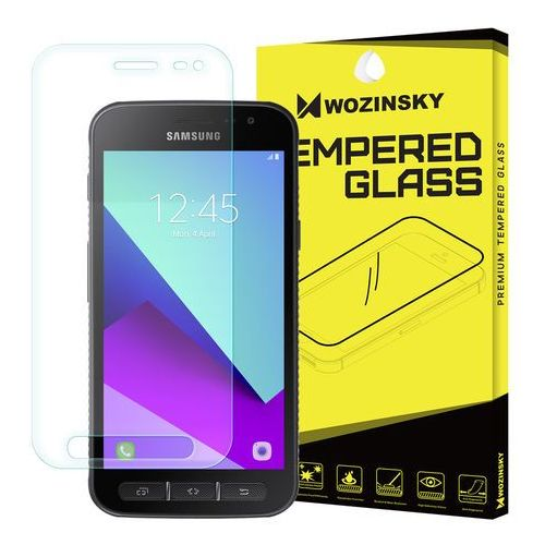 "Blue star ""tempered glass extra shock galaxy xcover 4"""