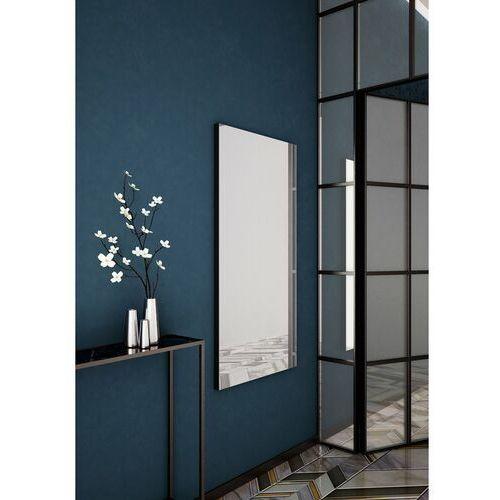 Lustro łazienkowe bez oświetlenia BOX 80 x 60 cm DUBIEL VITRUM, kolor biały