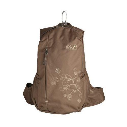 Jack wolfskin ancona plecak rocky brown